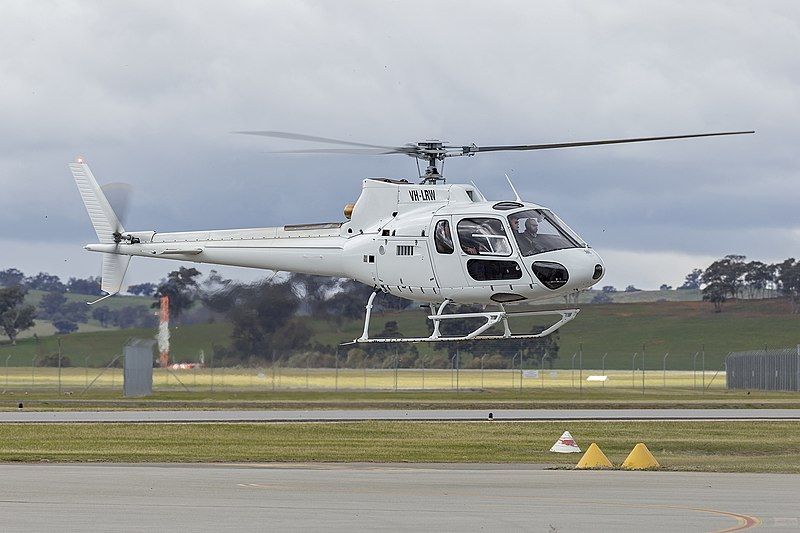 Airbus Helicopters H125 / AS350-B2 Ecureuil